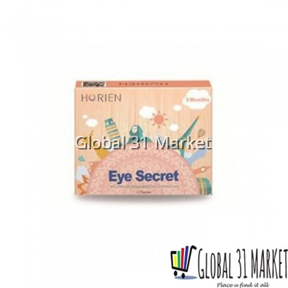 Horien  Eye Secret 3 Month Disposable , 14.2mm
