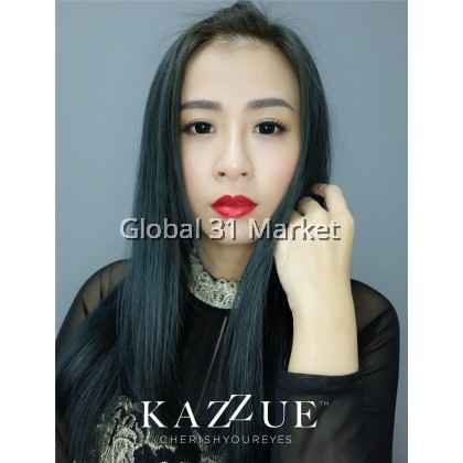 Kazzue Premium Series ,3Month Contact Lens (DIA 15.mm , 45% Water Content)