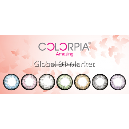 Colorpia Amazing Series , Monthly color contact lens 14.5mm