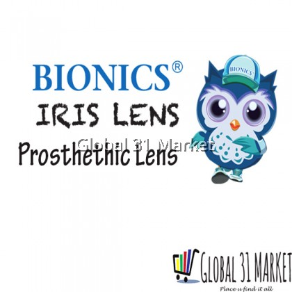 Bionics IRIS Lens ( PROSTHETIC LENS) , 6 MONTH Disposable / piece