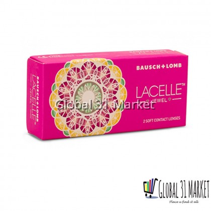Lacelle Jewel , Bausch&Lomb , Monthly Color Contact Lens