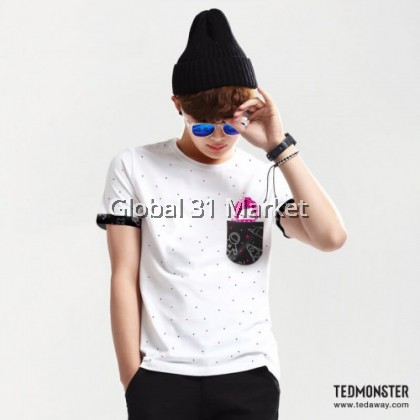 Ted Monster Tshirt ,POCKET J EXCLUSIVE COLLECTION , Unisex