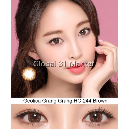 Geolica Grang Grang Series , 3 Months Color Contact Lens 14.2 / 15mm